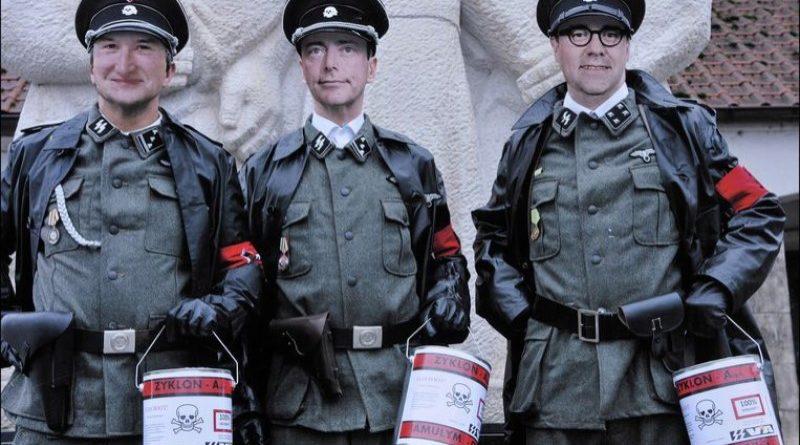 Carnaval antissemita na lista negra da Unesco