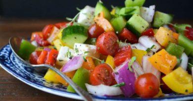 Israel é o país com melhor alimentação do mundo