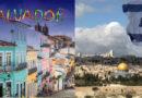 Salvador e Jerusalém debatem acordo de cidades-irmãs