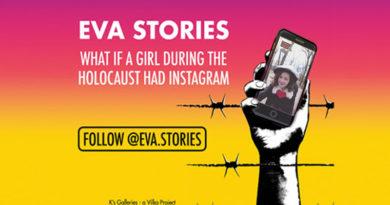 """""""Eva Stories"""" ganha o """"Oscar da Internet"""""""
