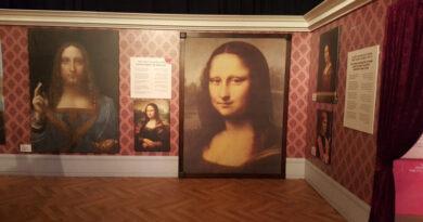 Exposição sobre a obra de Da Vinci chega a Jerusalém