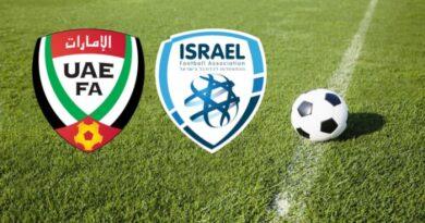 Cooperação entre Ligas de futebol de Israel e EAU