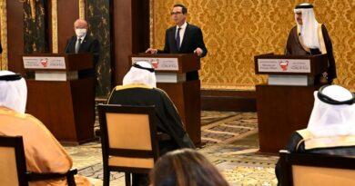 Encontro Bahrein Netanyahu Pompeo
