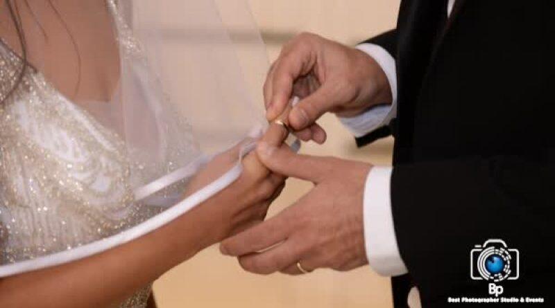 Noiva casamento durante corona