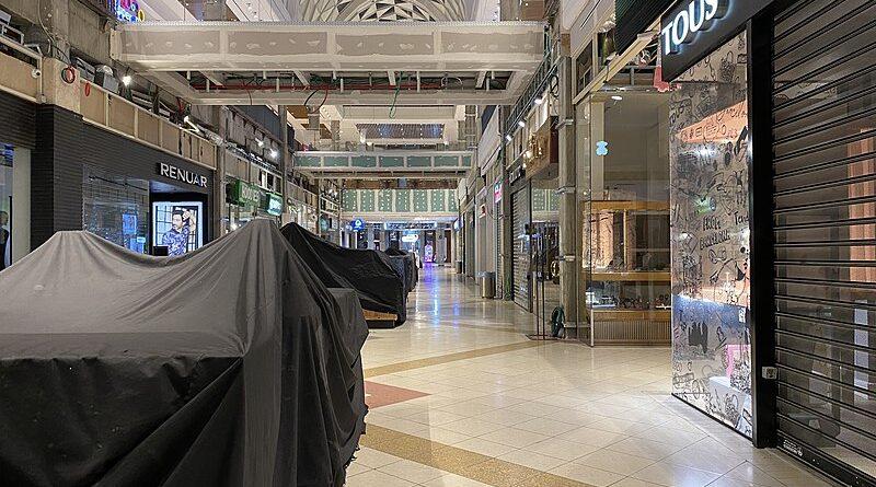 Reabertura shopping corona Israel