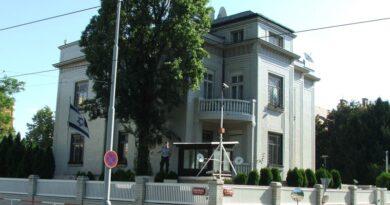 Embaixada de Israel em Praga