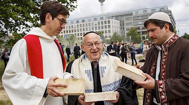 templo multirreligioso Berlim