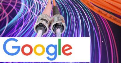 Fibra ótica Google Israel Arábia