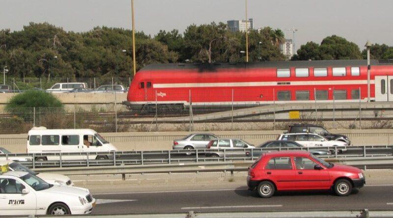 trem Tel Aviv Beer Sheva