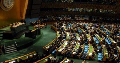 Novos parceiros votam contra Israel na ONU