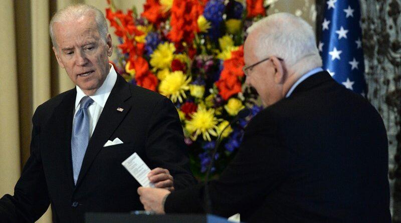 Autoridades israelenses parabenizam Joe Biden