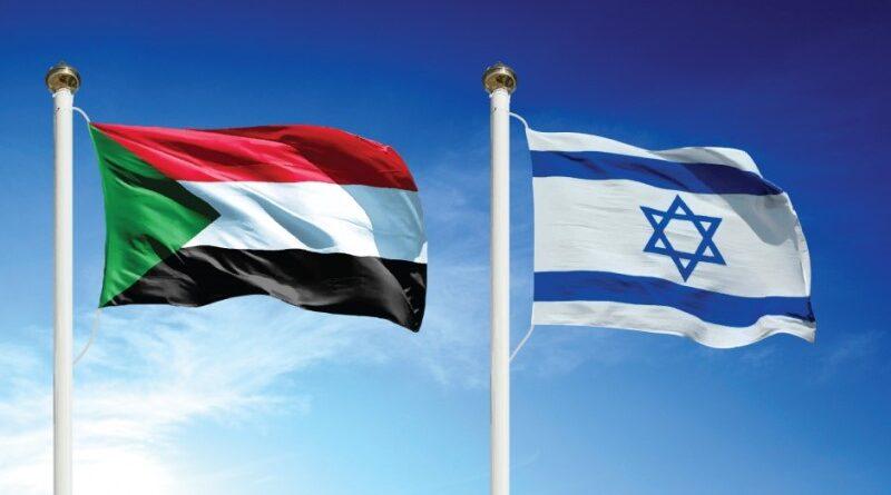 paz israel sudão