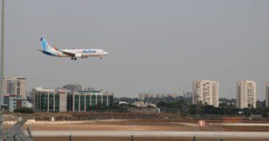voo dubai israel
