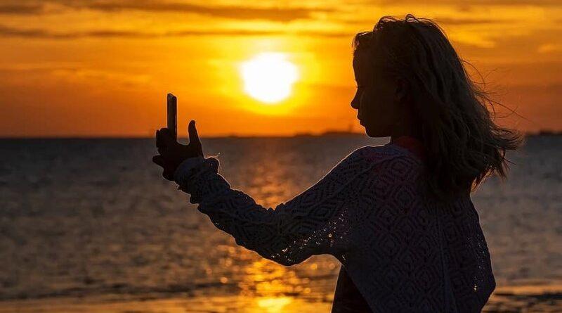 selfie autoestima like