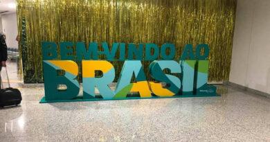 Brasil exige teste negativo