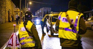 Policia nas confraternizações de Ano Novo