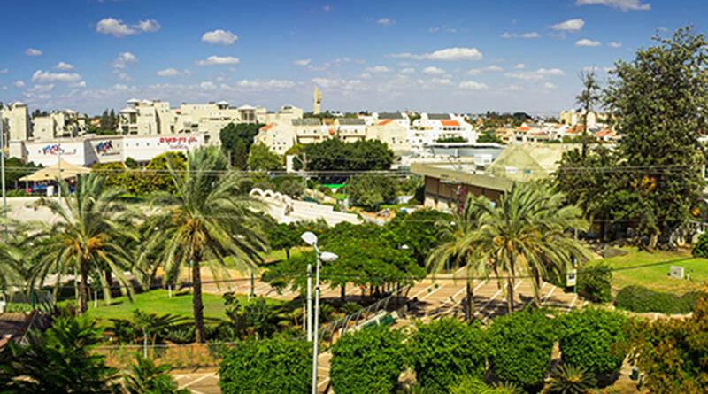 Kfar Saba e qualidade de vida