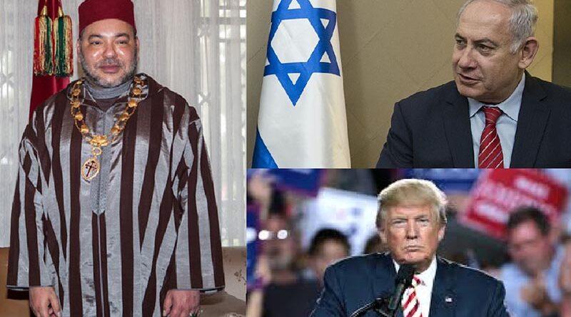 Israel e Marrocos normalizam relações