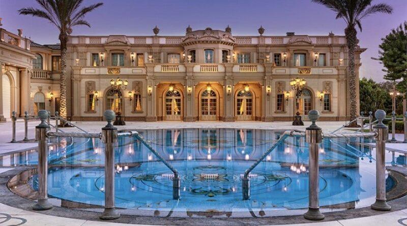 Uma casa de 259 milhões de dólares