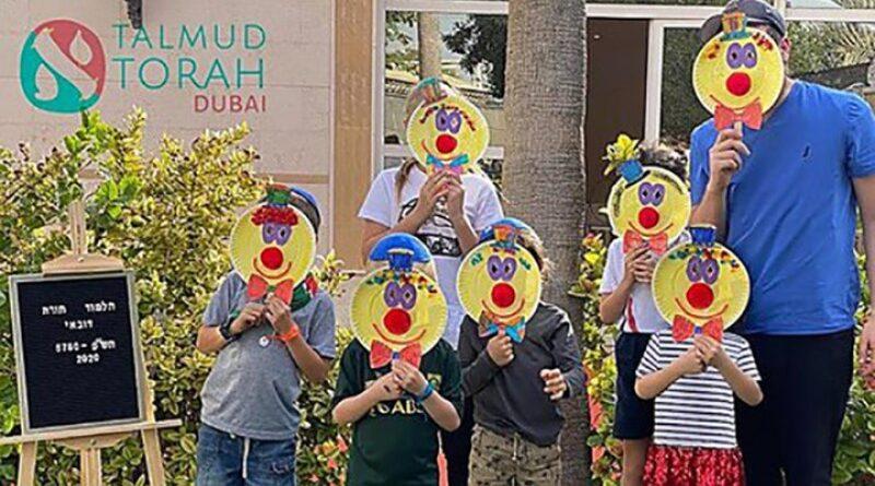 Primeira escola judaica em Dubai