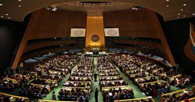 resoluções da ONU condenando Israel
