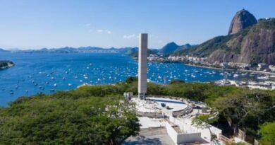 Memorial do Holocausto é inaugurado no Rio