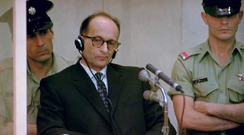 Nova série sobre Eichmann
