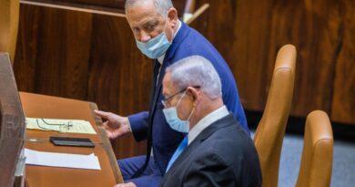 Israel se encaminha para novas eleições