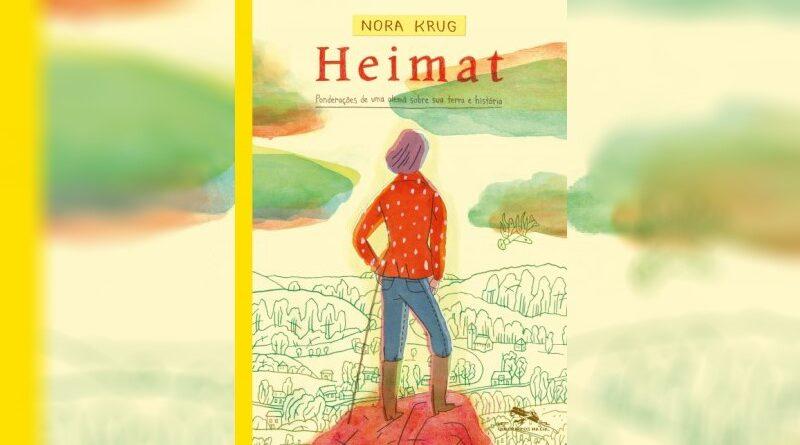 Heimat é o título de um livro