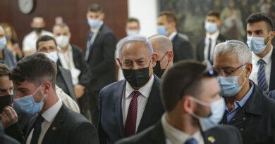 Novas eleições em março em Israel
