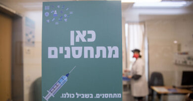 Kupot Cholim marcação de vacina