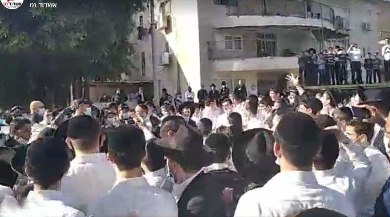 Yeshivá viola regras em Ashdod