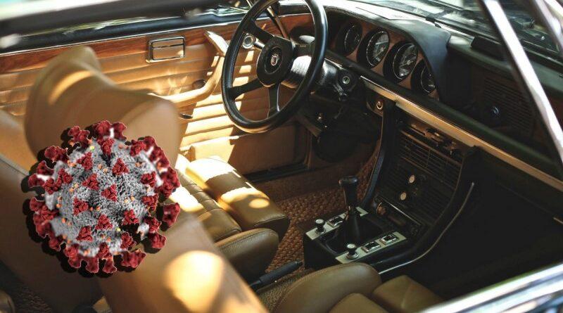 Startup detecta corona em carros