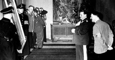 Luxemburgo devolverá arte do Holocausto