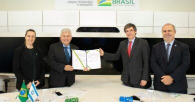 Brasil e Israel e instituições científicas