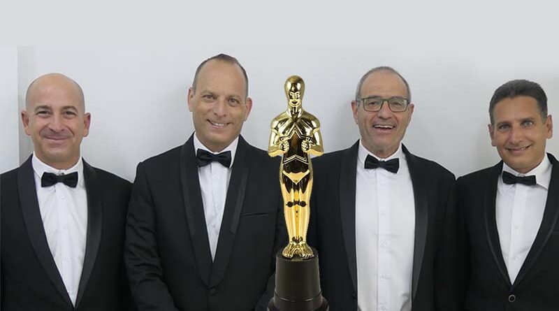 Oscar por tecnologia de cinema para israelenses