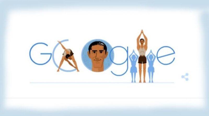 Google homenageia herói do Holocausto