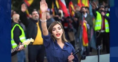 Jovem é referência da direita espanhola