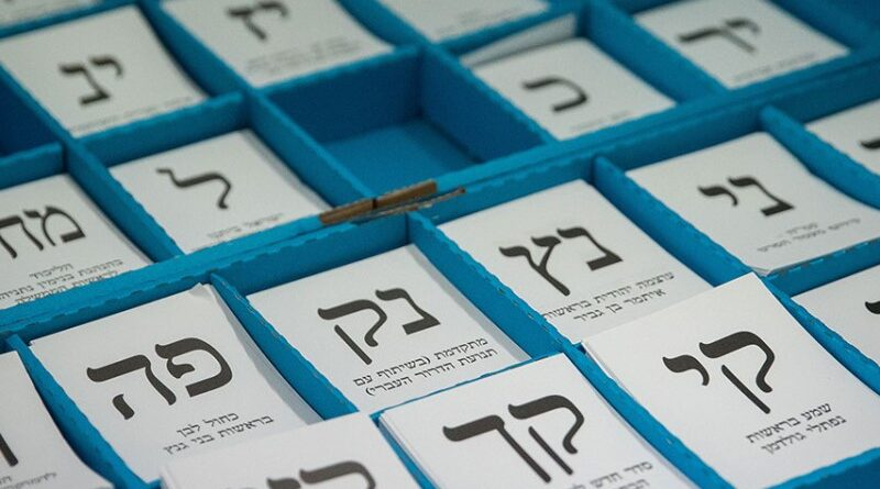 O fechamento das listas e a guerra das letras