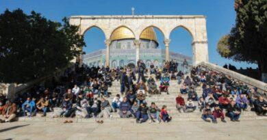 Abbas proíbe vacinação no Monte