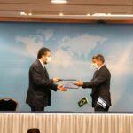Brasil e Israel assinam acordo