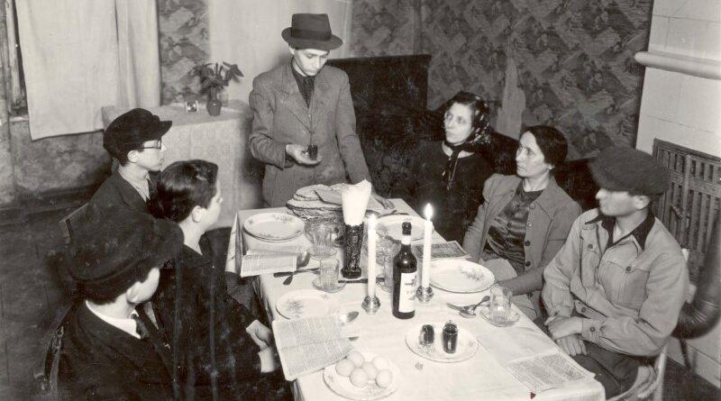 Pessach 1943 no Gueto de Varsóvia