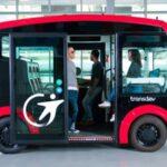 Ônibus autônomos circulam em 2023