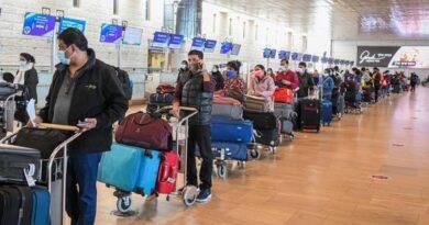 Restrições de entrada no país são suspensas