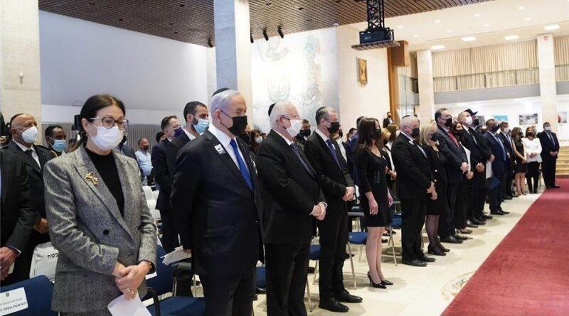 Protestos e insultos na Knesset