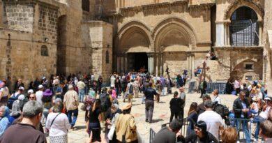 plano para turismo em Israel