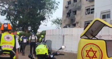 israelenses mortas em ataque em Ashkelon