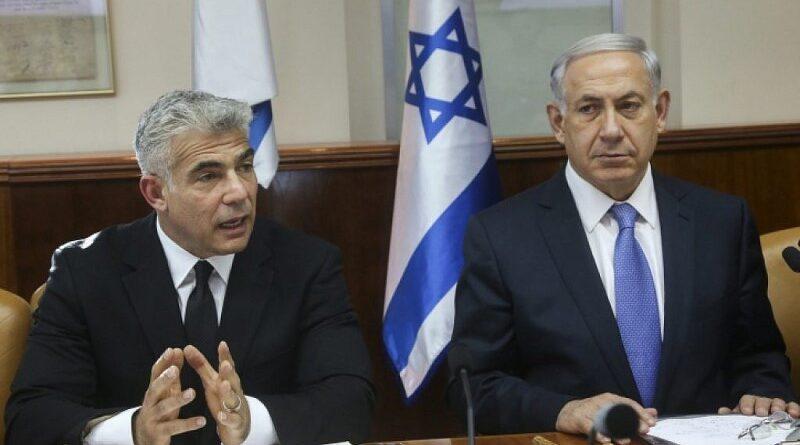 """Lapid e negociações para """"governo de mudança"""""""