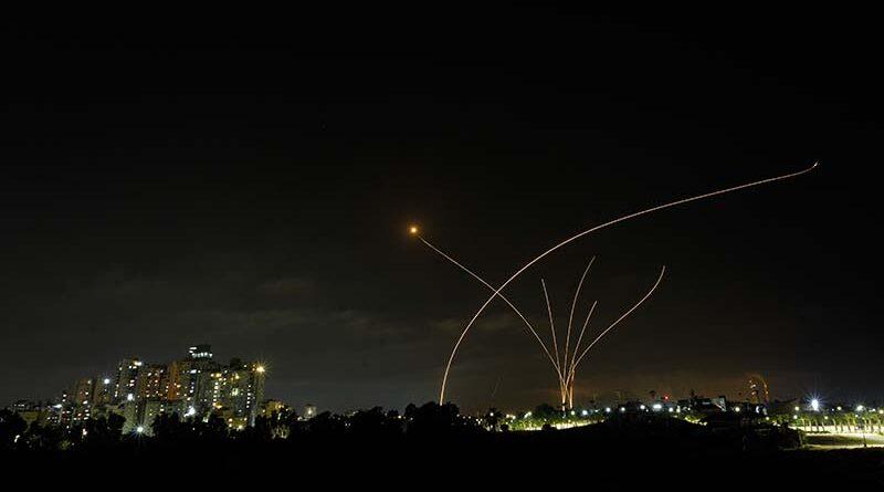 FDI atinge alvos em Gaza