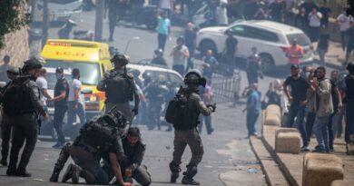 Israel em alerta máximo